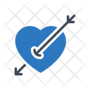 Heart Love Cupid Icon