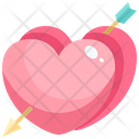 Cupid Heart Cupid Love Heart Icon
