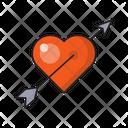 Heart Sad Breakup Icon