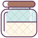Cupping Glass Breakfast Icon