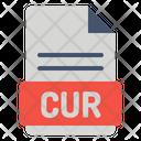 CUR file Icon