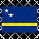 Curacao Flag Flags Icon