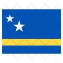 Curacao Country National Icon
