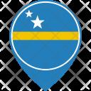 Curacao Flag World Icon