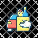 Color Icon Curbside Icon