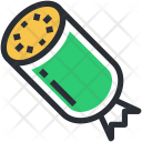 Cured Sausage Meat Icon