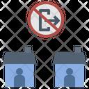 Quarantine Lockdown Curfew Icon