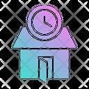 Curfew Prohibit Ban Icon
