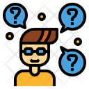 Curiosity Problem Based Icon