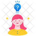 Curiosity Question Thinking Icon