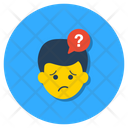 Curious Expression Icon