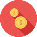 Currencies Money Dollar Icon