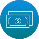 Currency Wealth Banknotes Icon