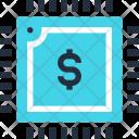 Currency Digital Dollar Icon