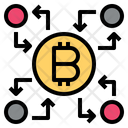 Currency Bitcoin Exchange Icon