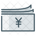 Yuan Yen Currency Icon