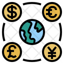 Currency Money Coin Icon