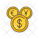 Dollar Currency Finance Icon
