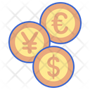 Currency Exchange Currency Currency Exchange Icon