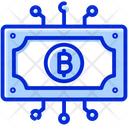 Currency Bitcoin Cash Bitcoin Technology Icon