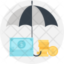 Currency Insurance Money Icon