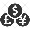 Finance Funds Currency Icon