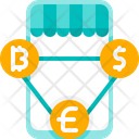 Currency Payment Store Icon