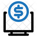 Currency Coin Banking Icon