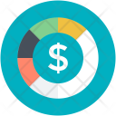 Currency Dollar Coin Icon