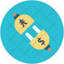 Currency Convert Exchange Icon
