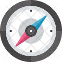Currency Compass Direction Icon