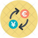 Currency Exchange Notes Icon