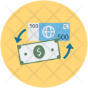 Currency Conversion Convert Icon
