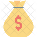 Currency Sack Dollar Icon