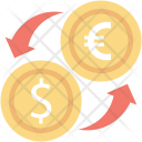 Currency Converter Foreign Icon