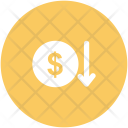 Currency Value Dollar Icon