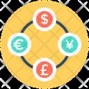 Currency Symbols Money Icon