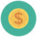 Currency Cash Coin Icon