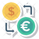 Currency Dollar Exchange Icon