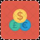 Currency Cash Dollar Icon
