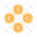 Currency Currencies Icon