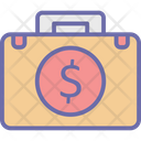 Currency Bag Icon