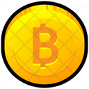 Currency bitcoin Icon
