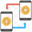 Currency Conversion Cash Icon