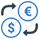 Banking Conversion Currency Icon