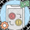 Currency Exchange Dollar Exchange Money Exchange Icon