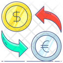 Currency Converter Money Conversion Foreign Exchange Icon