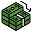 Currency Crisis Icon