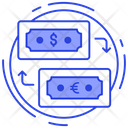 Currency Exchange Money Conversion Money Exchange Icon