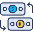 Exchange Forex Stock Icon